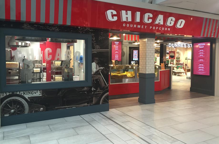 Chicago Gourmet Popcorn