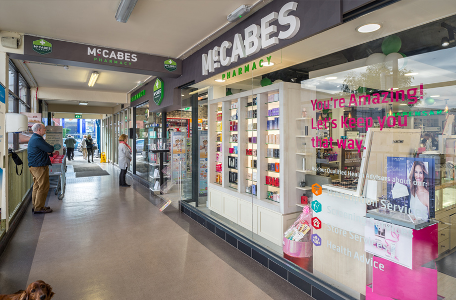 McCabes Pharmacy, Dublin